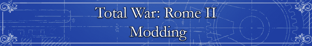 Rome II: Total War Modding Banner