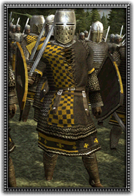 Dismounted feudal knights info.png
