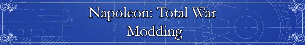 Napoleon: Total War Modding Banner