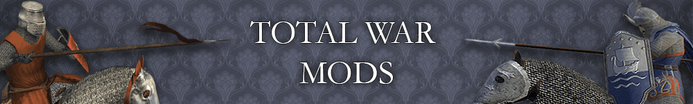 Total War Mods Banner