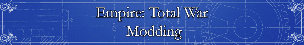 Empire: Total War Modding Banner