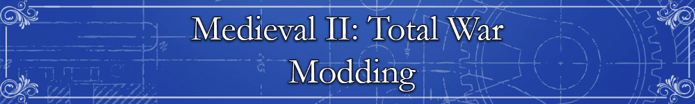 Medieval II: Total War Modding Banner