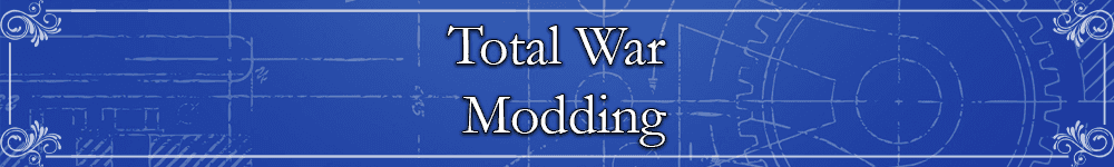 Total War Modding Banner